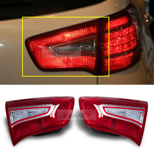 OEM Genuine Parts Rear Tail Light Lamp Inside LH RH for KIA 2011-2013 Sportage R