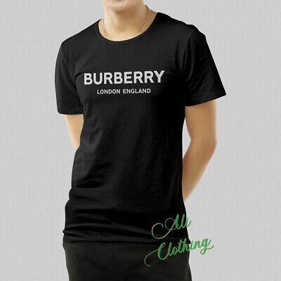 Burberry1911 Shirt Fashion Cloth T-shirt Unisex 100% Cotton Gildan Size S-2XL