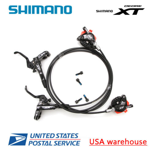 SHIMANO DEORE BR-BL-M615 Bike MTB Hydraulic Disc Brake Set Front and Rear OE