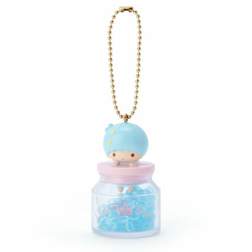 Little Twin Stars Kiki Fragrance Ball Key Chain Strap Melon Sanrio w/Tracking #