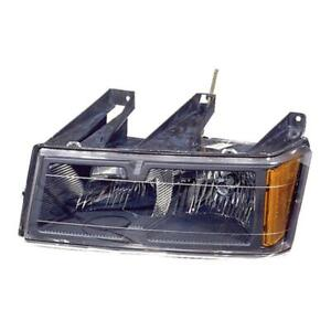 2004-2012 Chevrolet Colorado Driver Side Head Light Assembly - CAPA Certified ®