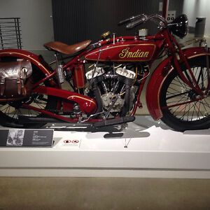 Looking for pre 1960 American motorcycles Moose Jaw Regina Area image 4