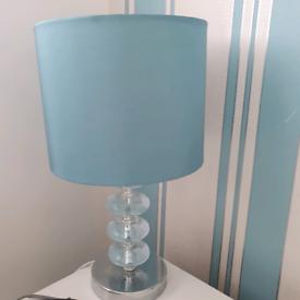 Duck egg lamp