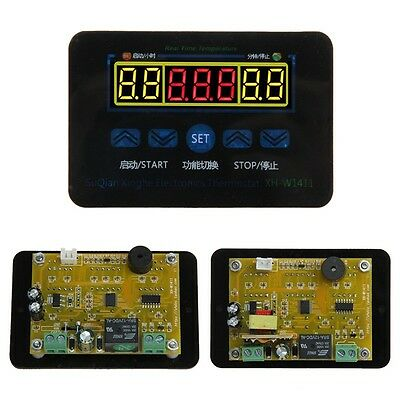 12220v 10a Digital Led Temperature Controller Thermostat Control Switch Probe