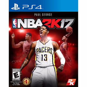 NBA 2K17 Early Tip Off Edition (PS4) **** NBA 2K17 Édition Early
