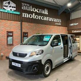 Peugeot EXPERT PRO Automatic Campervan Day Van New Conversion