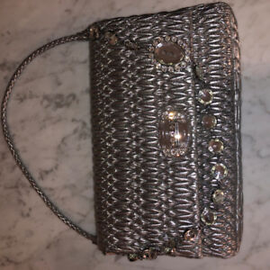 Mui Crystal Leather Bag Large - 45% off - New - $1500