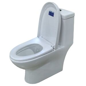 Siphonic One Piece – Dual Flush Toilet