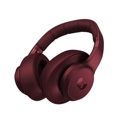 Auriculares inalámbricos Fresh'n Rebel Clam ANC Wireless Bluetooth Ruby Rojo