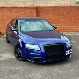 image for 2006 Audi A6 S6 FSI Quattro 4dr Tip Auto SALOON Petrol Automatic