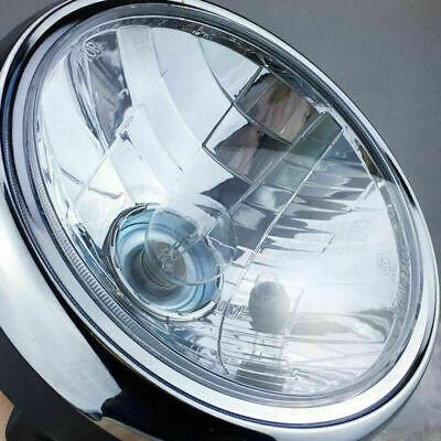 7 HEADLIGHT HIGH LOW BEAM 12V HEAD LAMP FOR <em>YAMAHA</em> YBR125 YBR 125 20