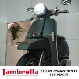 Lambretta V 200cc Special Modern Classic Retro Automatic Scooter Moped For Sa...