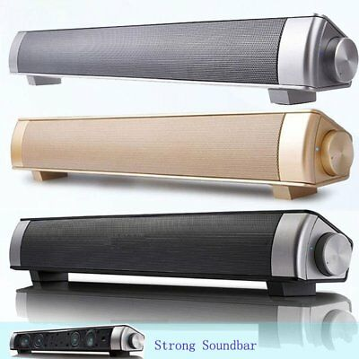 Wireless Bluetooth TV Home Theater Speaker Soundbar SOUND BAR MAX LOT BEST