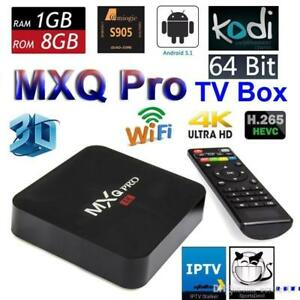 MXQ Pro 45$ Android TV box 2018 BEST PRICE