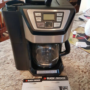 Black n Decker Coffee maker