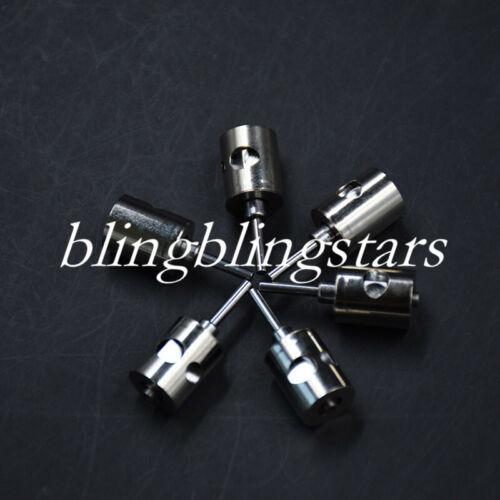 5 PC Dental Turbine Cartridge Rator Push Button NSK PANA AIR Cartridge Handpiece