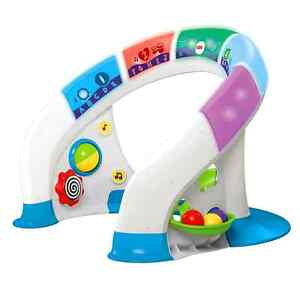 Fisher Price Bright beats smart touch  Even Flo pink Exersaucer Kitchener / Waterloo Kitchener Area image 1