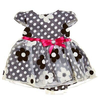 6-9 Months Baby Girls Dress Special Occasions