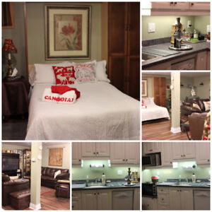 Granny suite 2 to 3 days Monday to Friday only