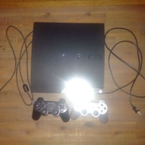 PS3 - Controllers and Games