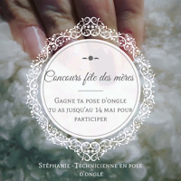 Concours : Gagne Ta pose d'ongle GRATUITE