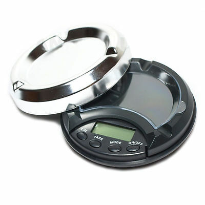 New 0.01g x 100g Digital Scale - Ash Tray - Scale ATS-100 .01 gram accuracy