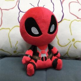 8 inch 20cm Marvel Deadpool PLUSH DOLL ACTION FIGURE TOY