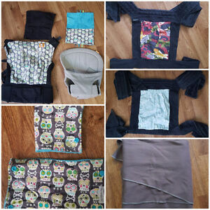 Baby Carriers- Moby, Tula, Babyhawk