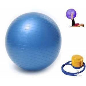 ballon a robie 55cm pour exercice de fitness gym yoga pilates exercice grossesse ebay. Black Bedroom Furniture Sets. Home Design Ideas