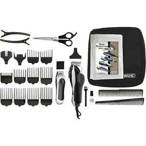 Wahl Complete Haircutting Kit Deluxe
