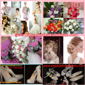 DRESS+SHOES $19 & Magical WEDDING PHOTOGRAPHY at 613 729 1583