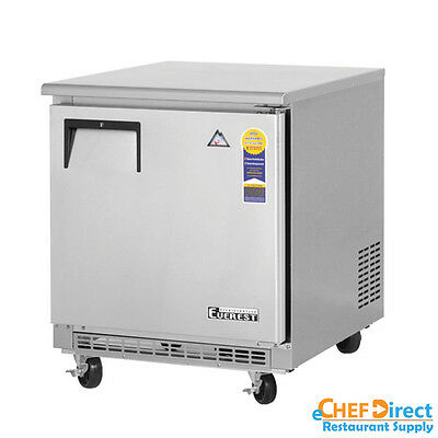Everest Etbf1 28 Single Door Undercounter Freezer