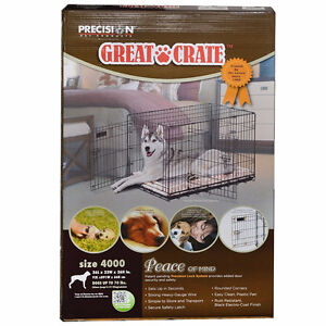 BLACK FIRDAY SALE!!! DOG CRATE CAGE KENNEL-25%OFF NEW IN BOX London Ontario image 3