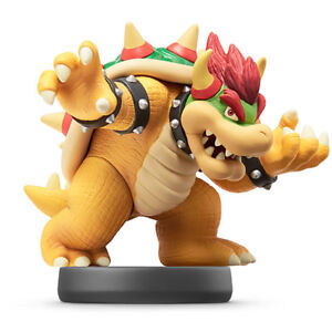 Bowser amiibo (Super Smash Bros Series)