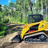 Landscaping And grading