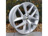 """18"""" Leon FR Style Alloy wheels and tyres 5x112"""