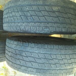 4- 285/70r/17 toyo open country at tires Cambridge Kitchener Area image 2