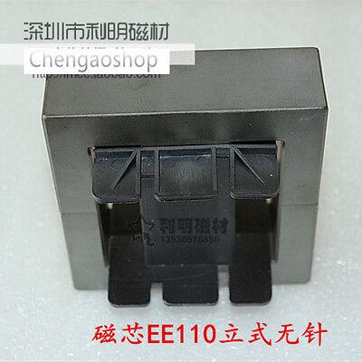 1set New Ee110 Ferrite Cores Bobbintransformer Coreinductor Coil Q1313 Zx