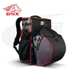 BSX HelmetCatch Backpack With Side Pockets