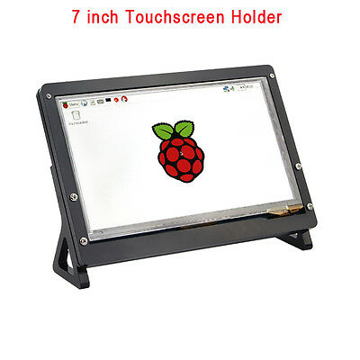 Raspberry Pi 7 Inch Lcd 1024 600 Display Touch Screen Housing Bracket
