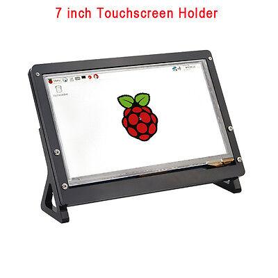 Raspberry Pi 7 Inch Lcd 1024 600 Display Touch Screen Housing Bracket