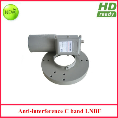 C band 5150MHz Single Output LNBF for filter wimax interference signal
