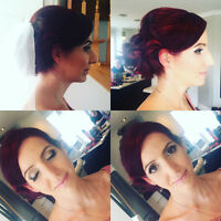 Mobile beauty team Hair & Makeup for weddings and events