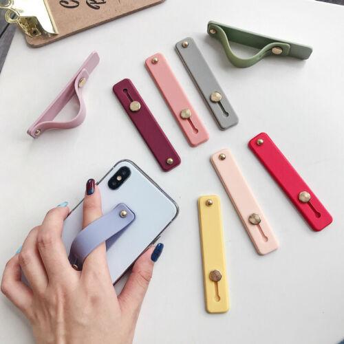 Universal Self-adhesive Finger Grip Strap Phone Holder Kicks
