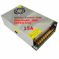 universal 12v 15A switching power supply driver
