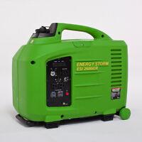 2600 Watt Remote Control Start / Stop Inverter Generator