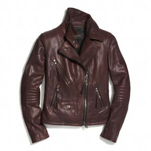 Leather Jacket by Coach Kitchener / Waterloo Kitchener Area image 1