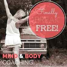 Finally Break Free - Mind + Body Life Coaching (Phone/Skype) Singleton Singleton Area Preview