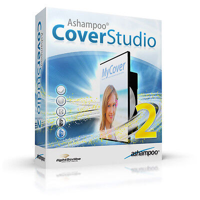 Ashampoo Cover Studio 2,create disc labels, covers, booklets,templates, themes Disc Label Templates