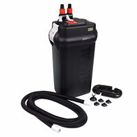 Fluval 206 canister filter with media and gasket replacement